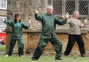 Tai Chi in Axminster 2013